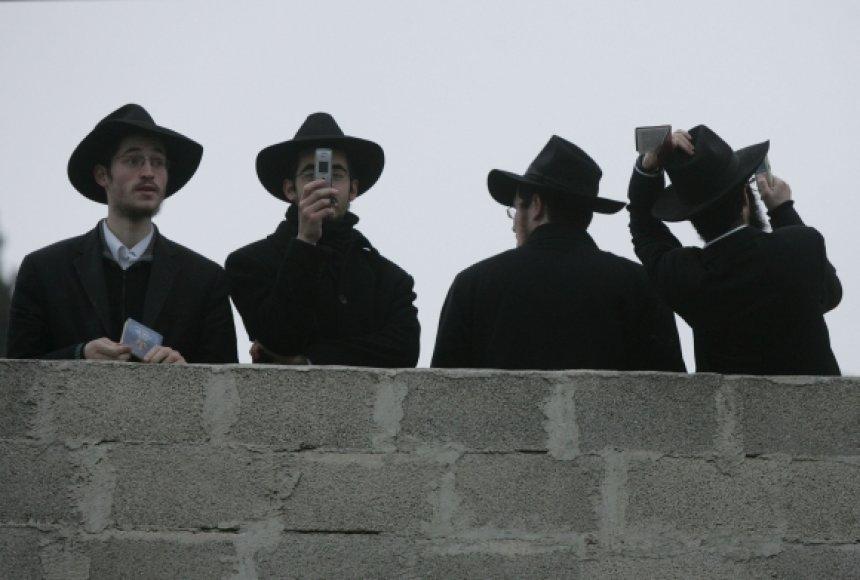Žydai ultraortodoksai
