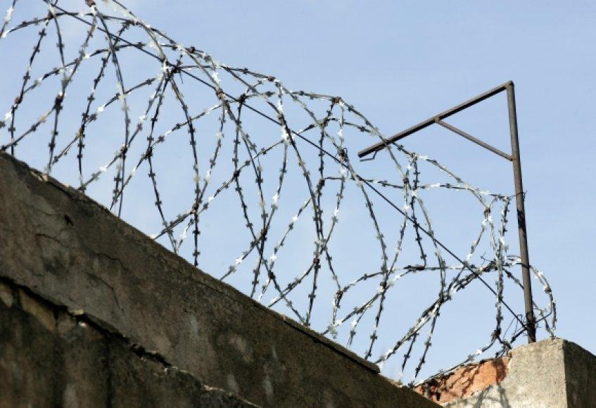 Įkalinimo įstaigos tvora