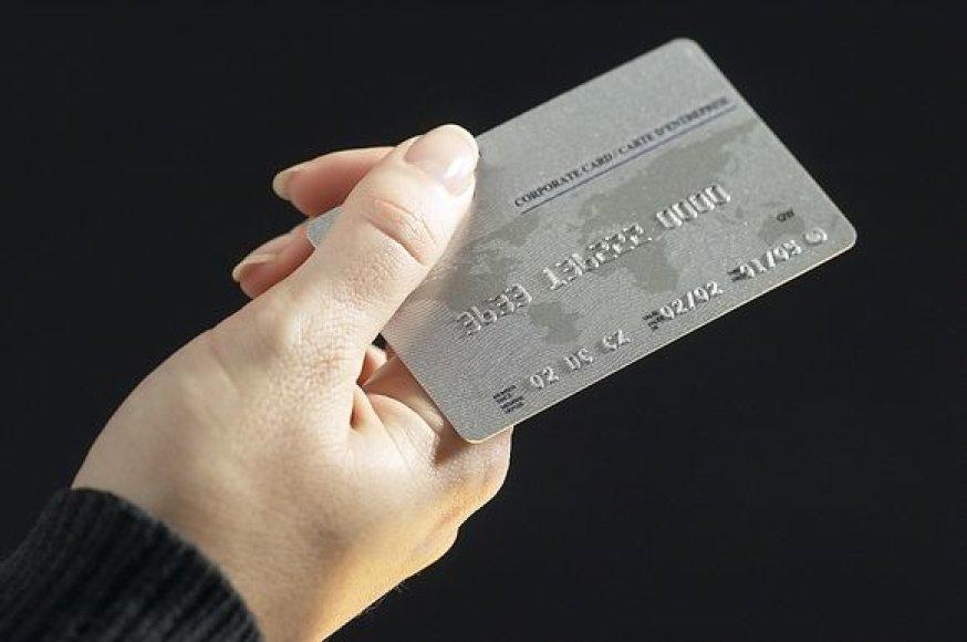 Kredito kortelė