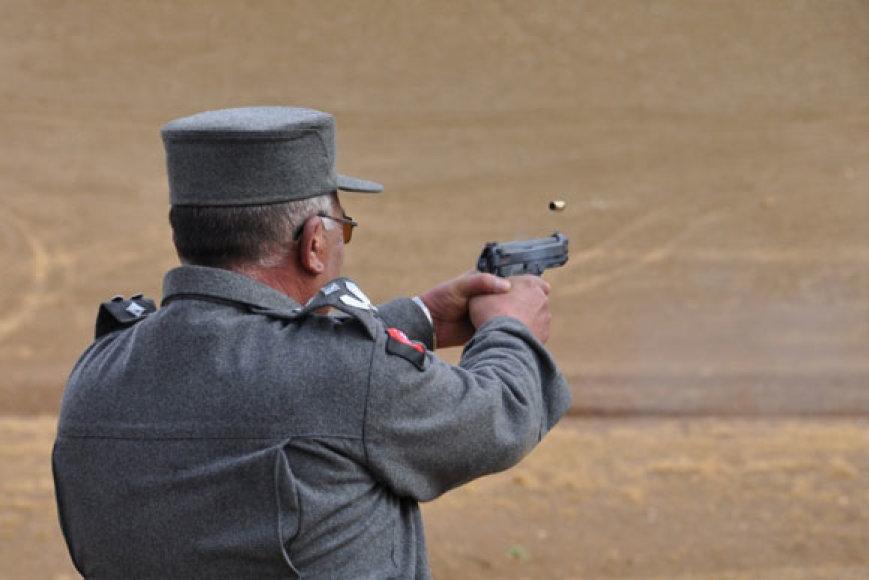 Šaudymo pratybos