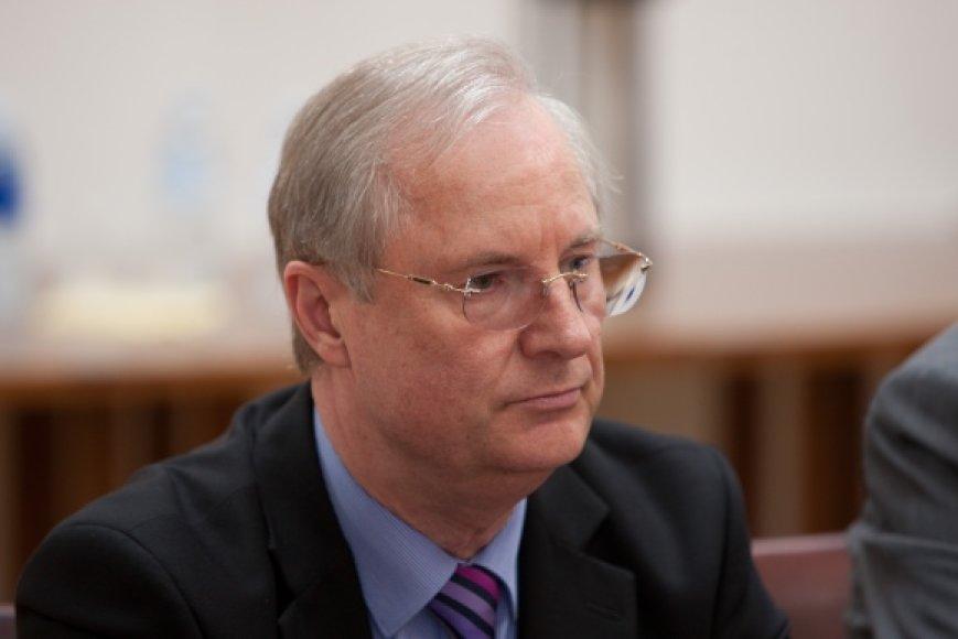 LATGA-A generalinis direktorius Edmundas Vaitekūnas