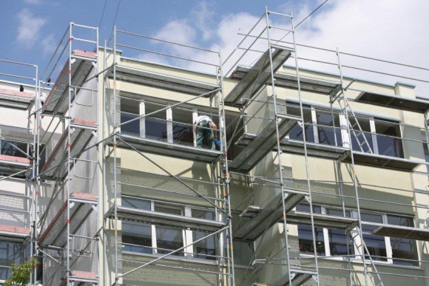 Ketinama renovuoti ne pavienius namus, o ištisus kvartalus.