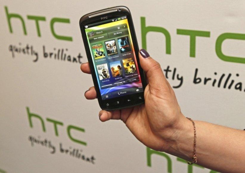 """Telefonas """"HTC Sensation"""""""