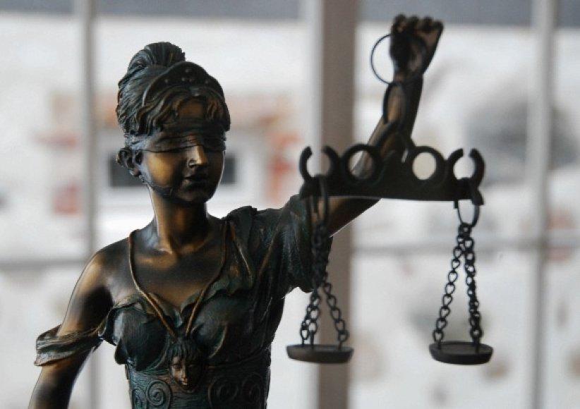 Temidė, teisingumo deivė