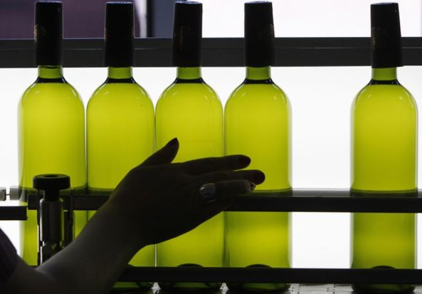 Vyno gamyba Gruzijoje
