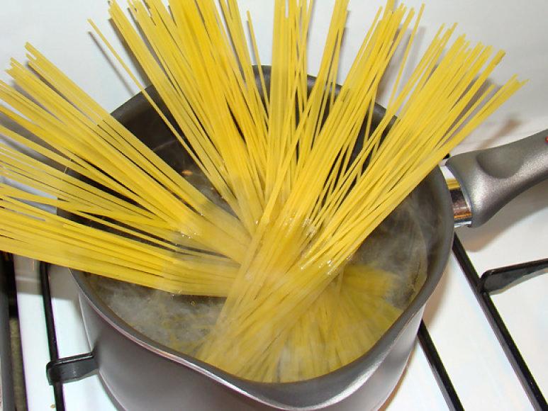 """""""Ištvirkėlių spagečiai"""""""