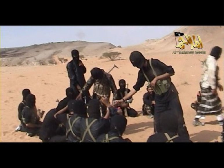Teroristai Jemene