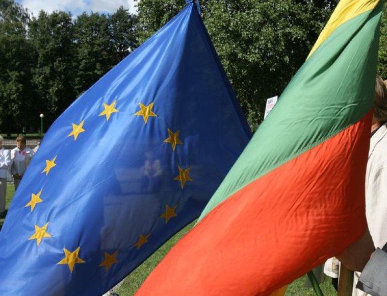 Knygų mugėje lankytojai turės progą išsakyti savo mintis apie lietuvių europietiškumo bruožus.
