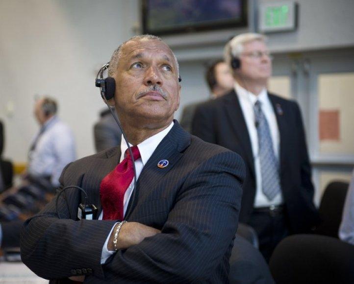 NASA administratorius Charlesas Boldenas