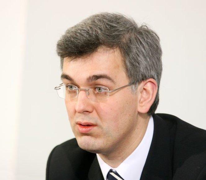 Organizuotų nusikaltimų ir korupcijos tyrimo departamento prokuroras J.Laucius