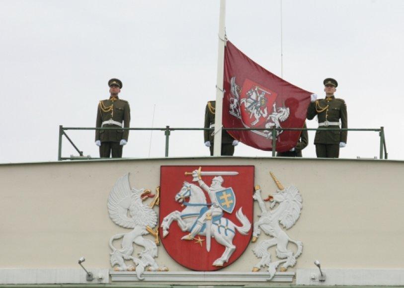 Prezidento vėliava