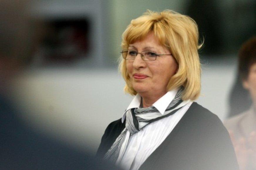 Neoficialiai kalbama, kad vieno komiteto vadovės postas ruošiamas specialiai Olgai Gorškovai.