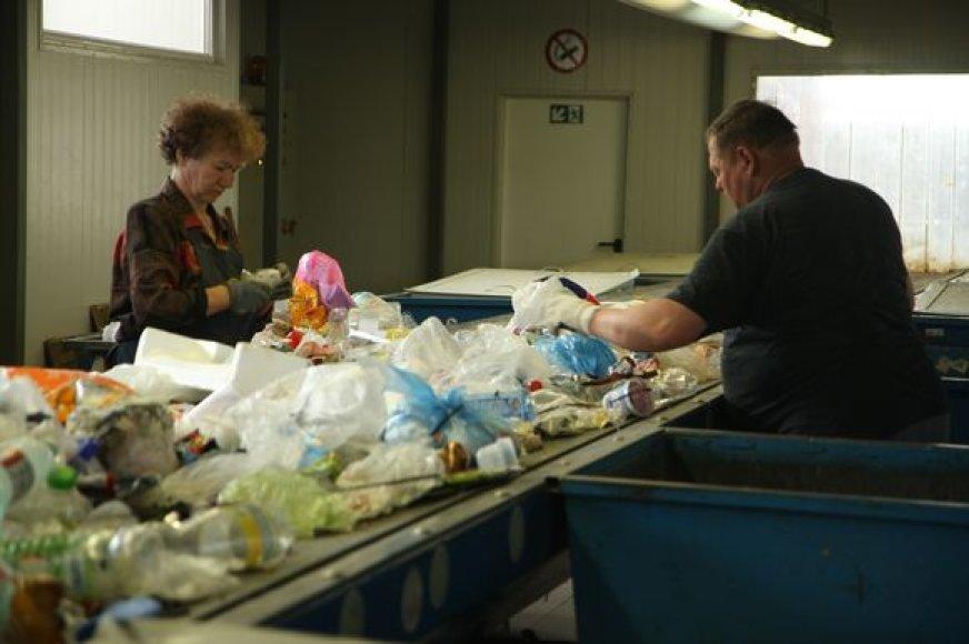 Atliekų tvarkymas