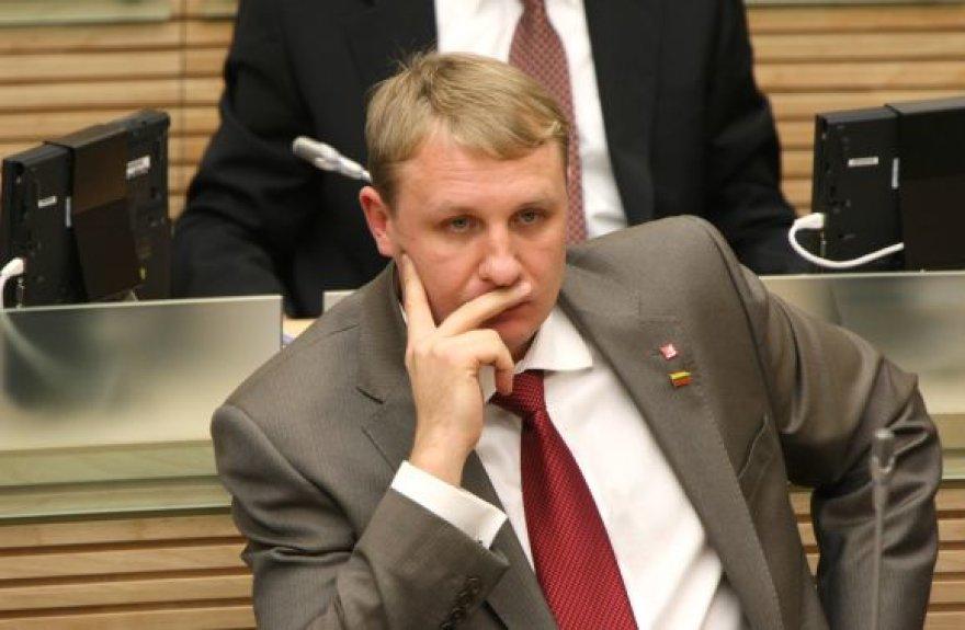 Seimo narys Andrius Šedžius