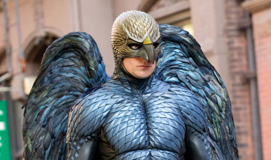 """""""Žmogus-paukštis"""""""