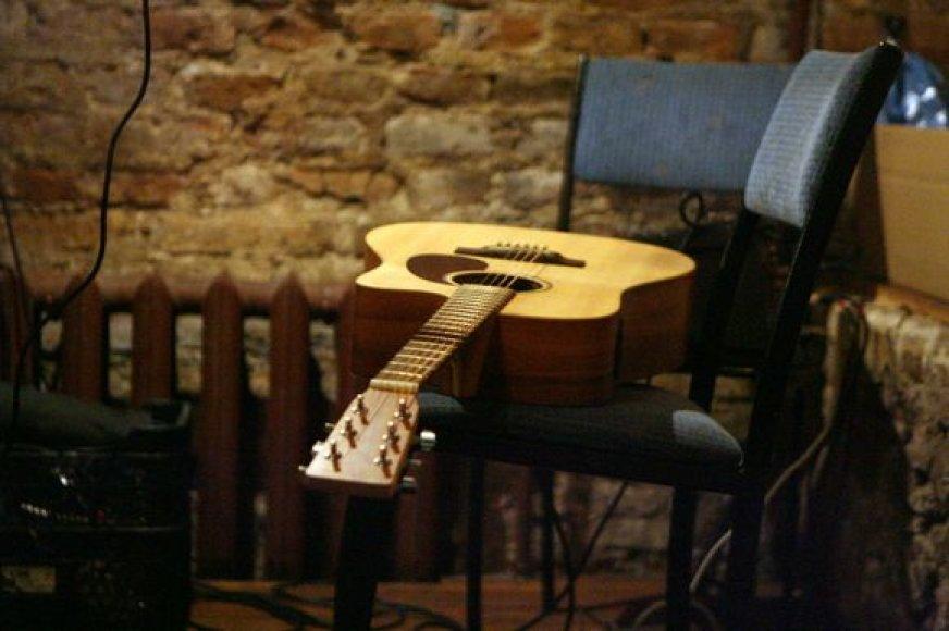 A.Makejevo gitara