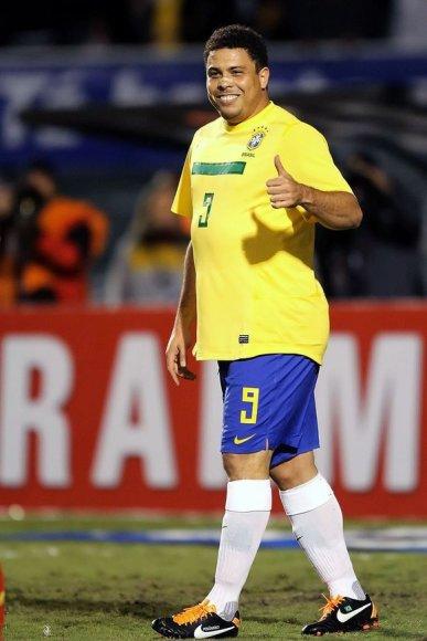 Ronaldo atsisveikinimo rungtynėse