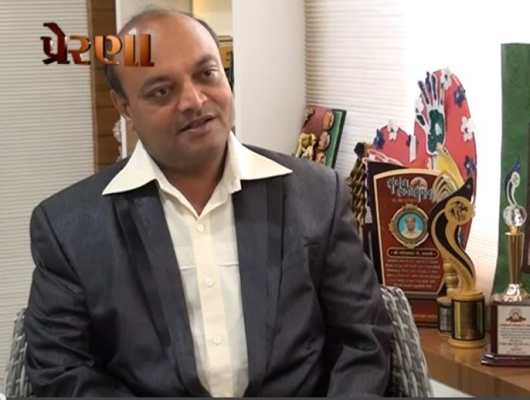 Indijos verslo magnatas Mahesh Savani