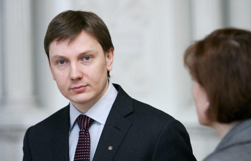 Lietuvos Respublikos Prezidentės patarėjas užsienio politikos klausimais Laurynas Jonavičius