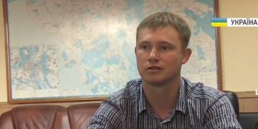 Rusijos FSB karininkas Ilja Bogdanovas