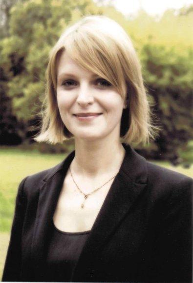 Indrė Kleinaitė. Ekonomistė ir darnaus vystymosi ekspertė, GYVA.LT