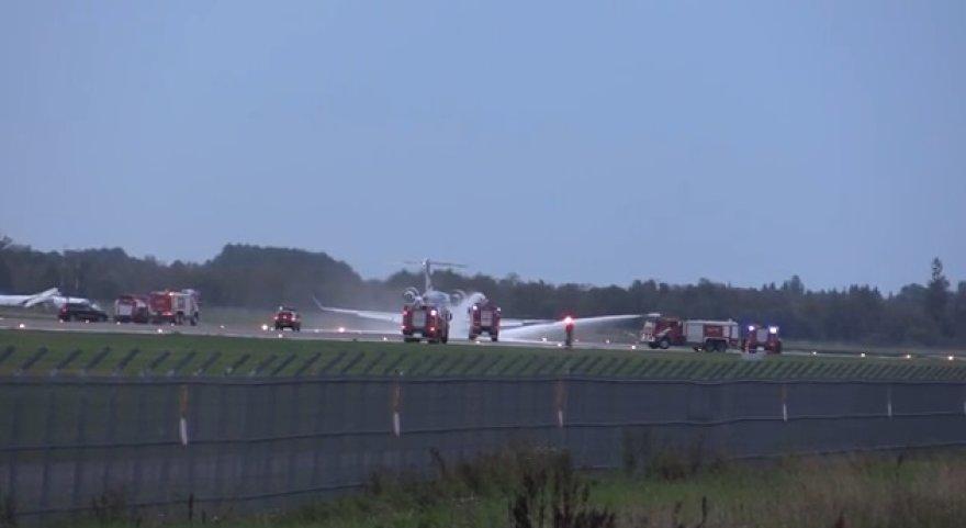 """Estonian Air"" lėktuvas"