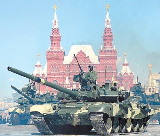 Antrasis pasaulinis karas atskirose šalyse vis dar suvokiamas skirtingai, o rusams tai pirmiausia šventas karas su fašistais.