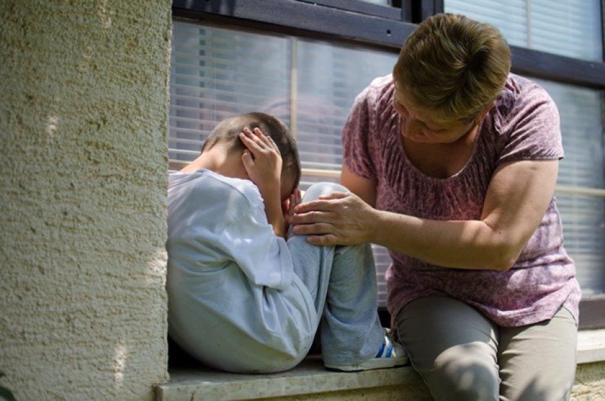 Mylinti SOS mama visada paguos