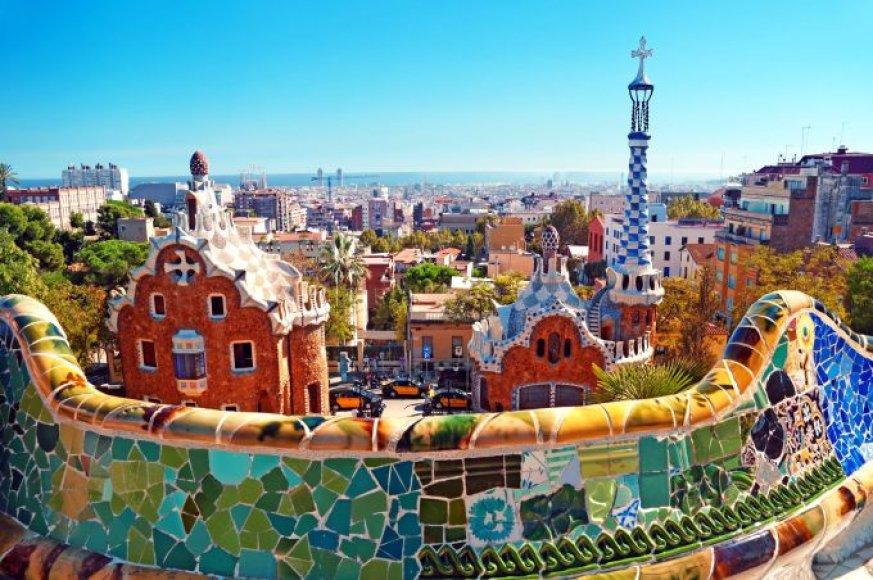 Guelio parkas Barselonoje