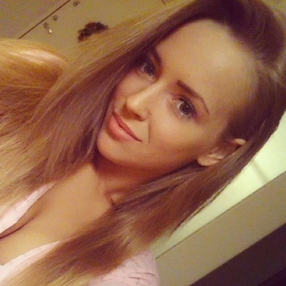 Monika Šalčiūtė be makiažo