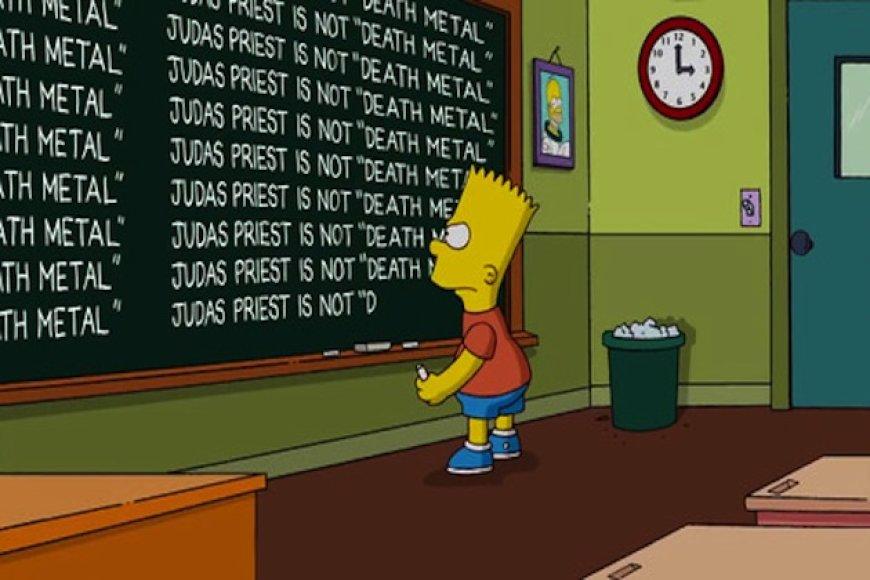 """""""Simpsonų"""" epizodo pradžia"""