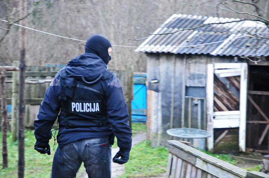 Kratos Vilniaus čigonų tabore