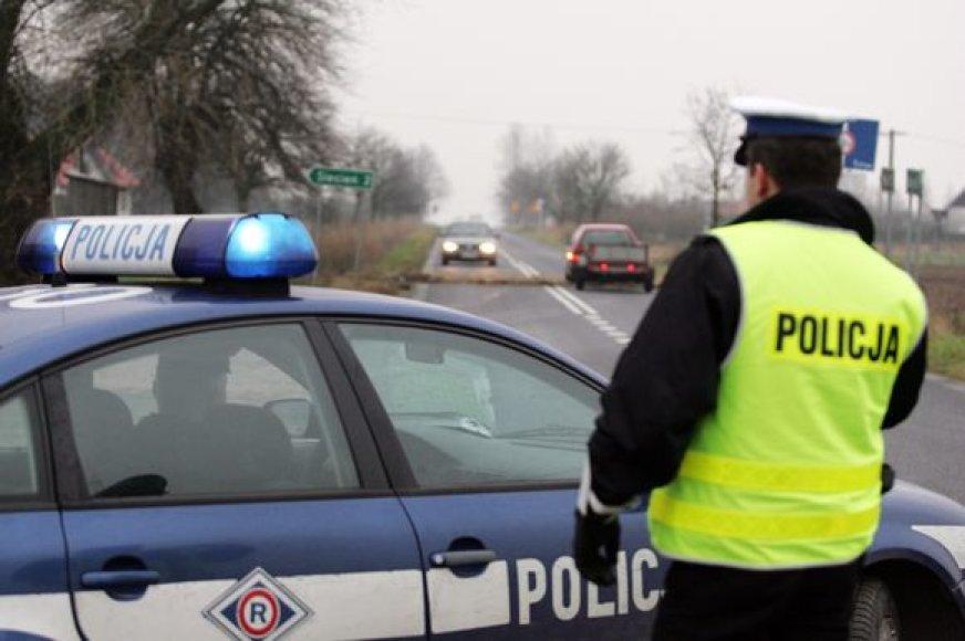 Lenkijos policija