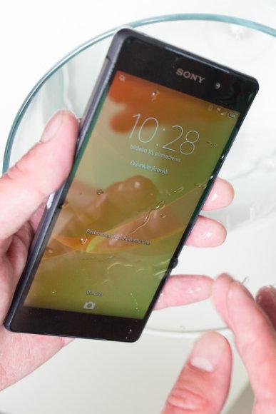 Išmanusis telefonas Sony Xperia Z2