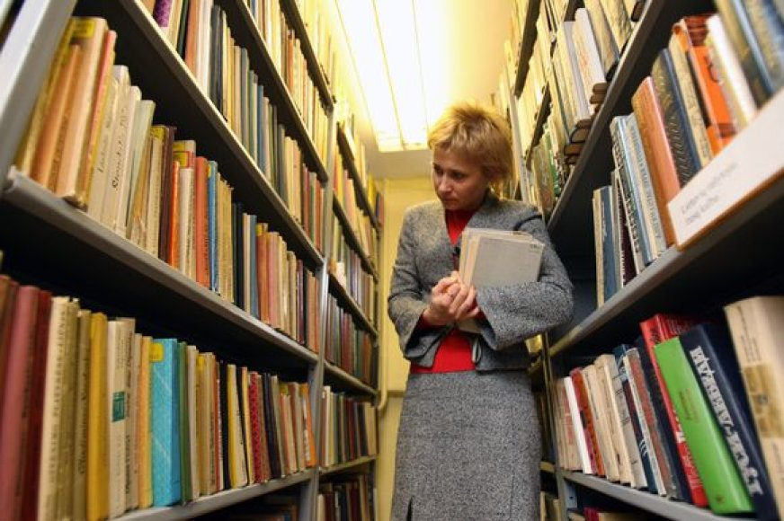 Patarimų rinkinį, skirtą bibliotekininkams, gali sudaryti kiekvienas norintis.