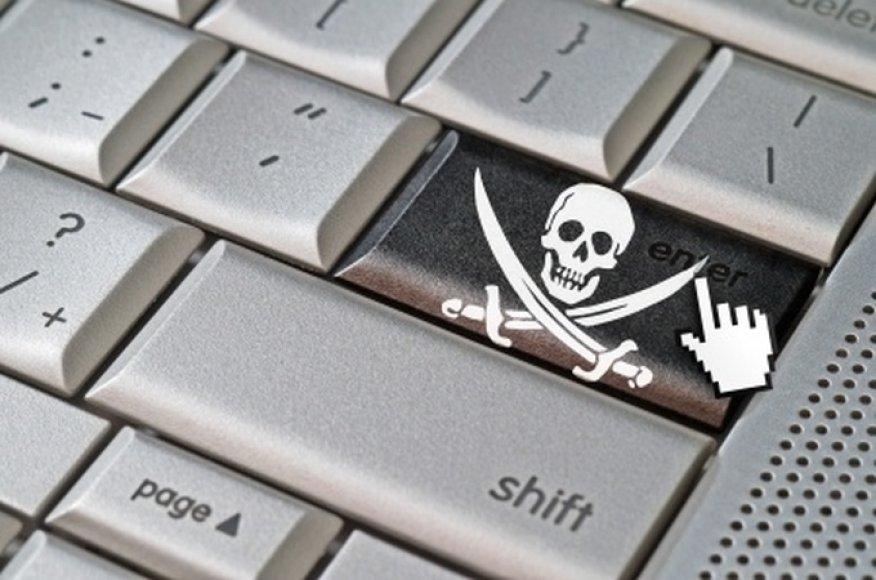 Piratavimas internete