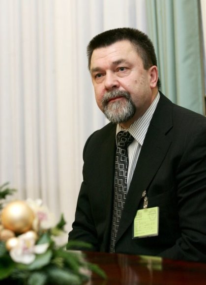 Seimo Sveikatos reikalų komiteto pirmininkas Antanas Matulas.