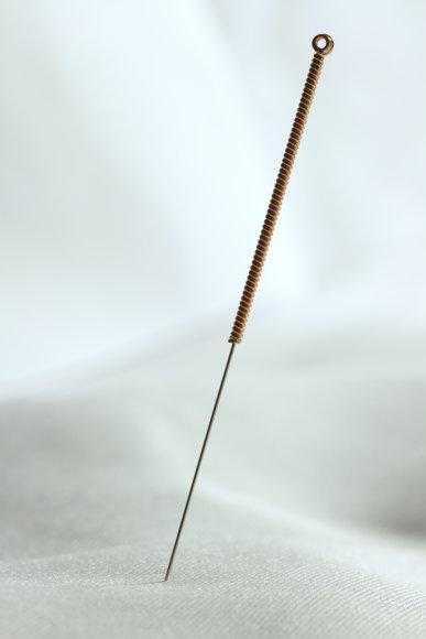 Akupunktūros adatėlė