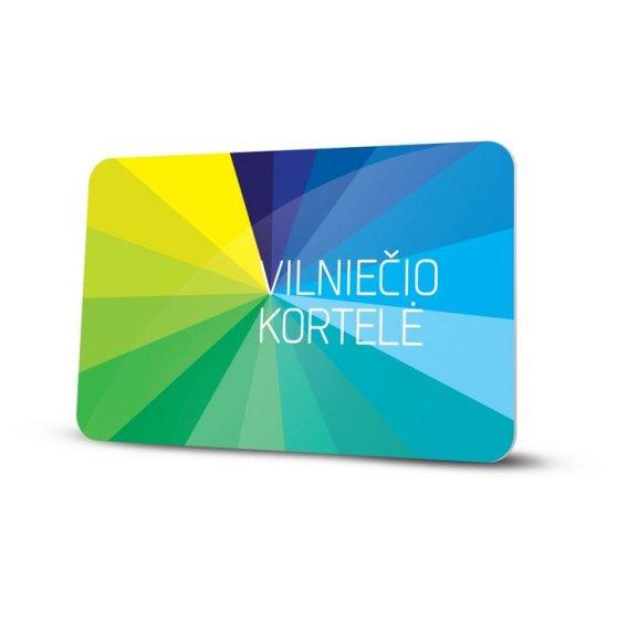 Naujoji Vilniečio kortelė