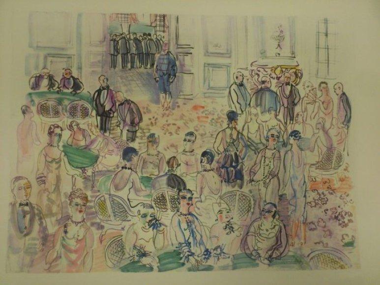 Raoul Dufy darbas