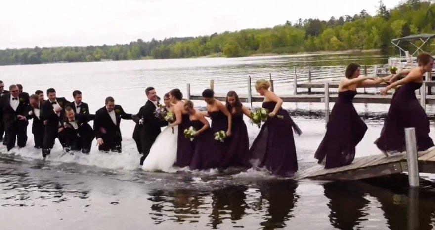 Vestuvininkų svita