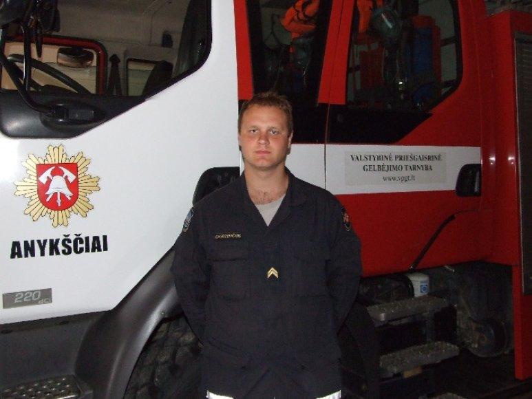 Mantas Bagdzevičius