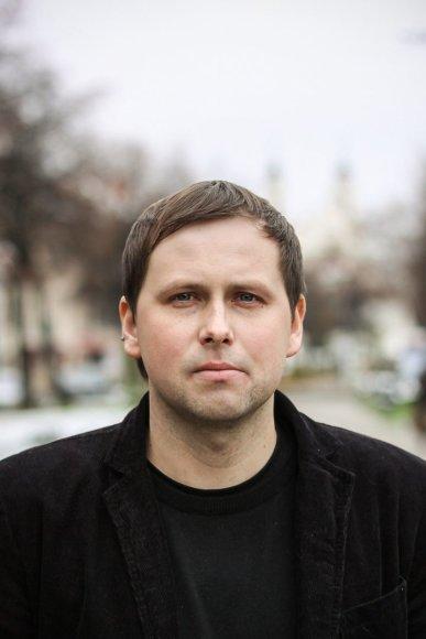 Politologas Mažvydas Jastramskis