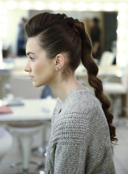 Modelis Veronika Bražinskytė