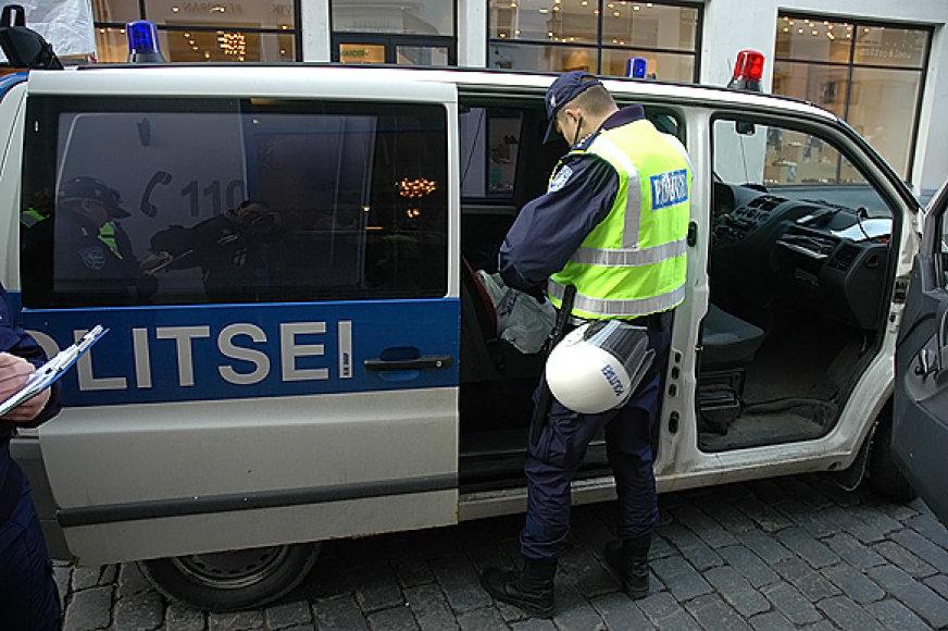 Estijos policija