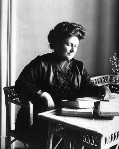 Maria Montessori (1870–1952)