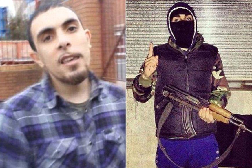 Jameso Foley nužudymu įtariamas repo atlikėjas  Abdelis-Majedas Abdelis Bary