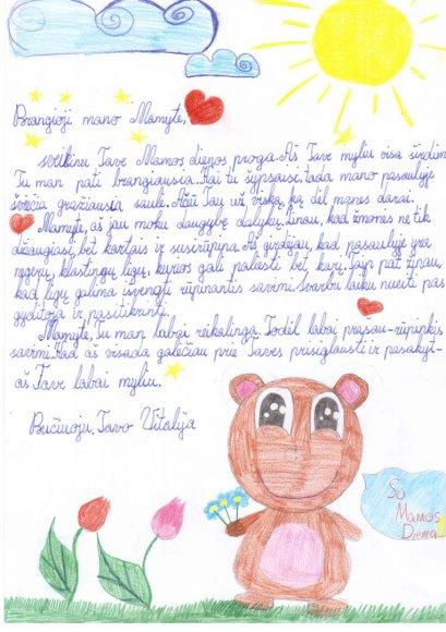 Laiškas 2