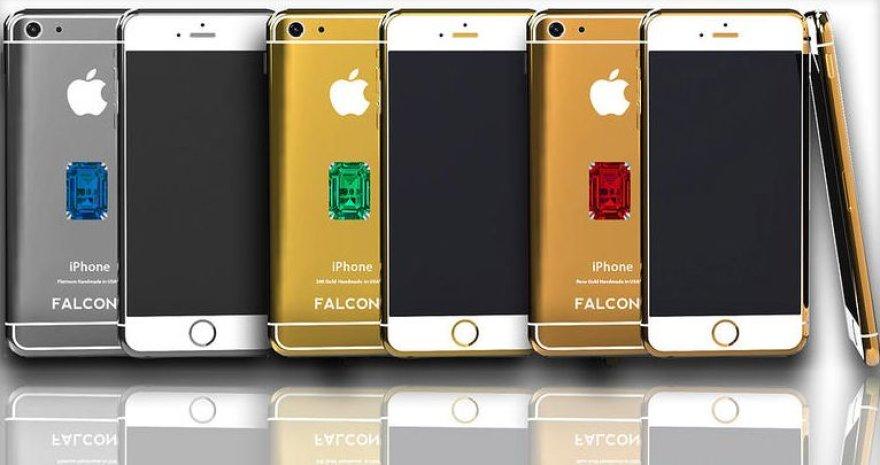 Falcon siūloma pagražintų iPhone 6 linija