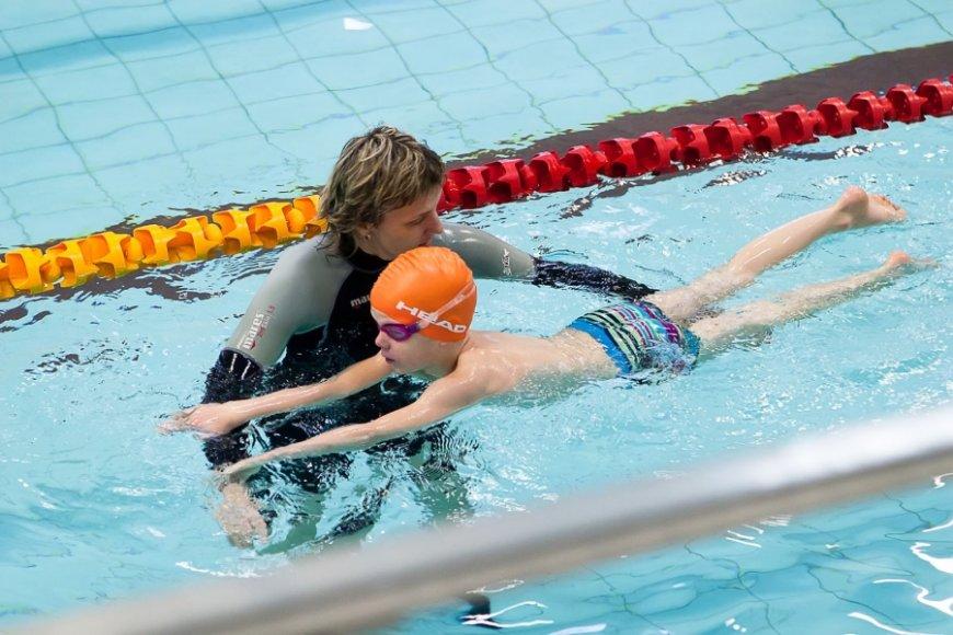 Plaukimo pamoka